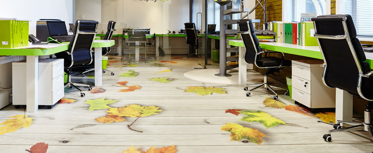 Office Floors at Displayways