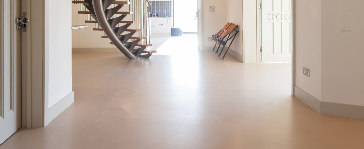 Seamless Resin Floors