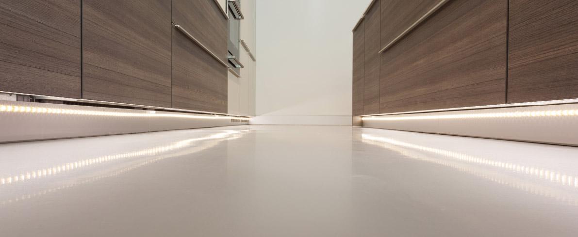 Close Up: Kitchen Floors