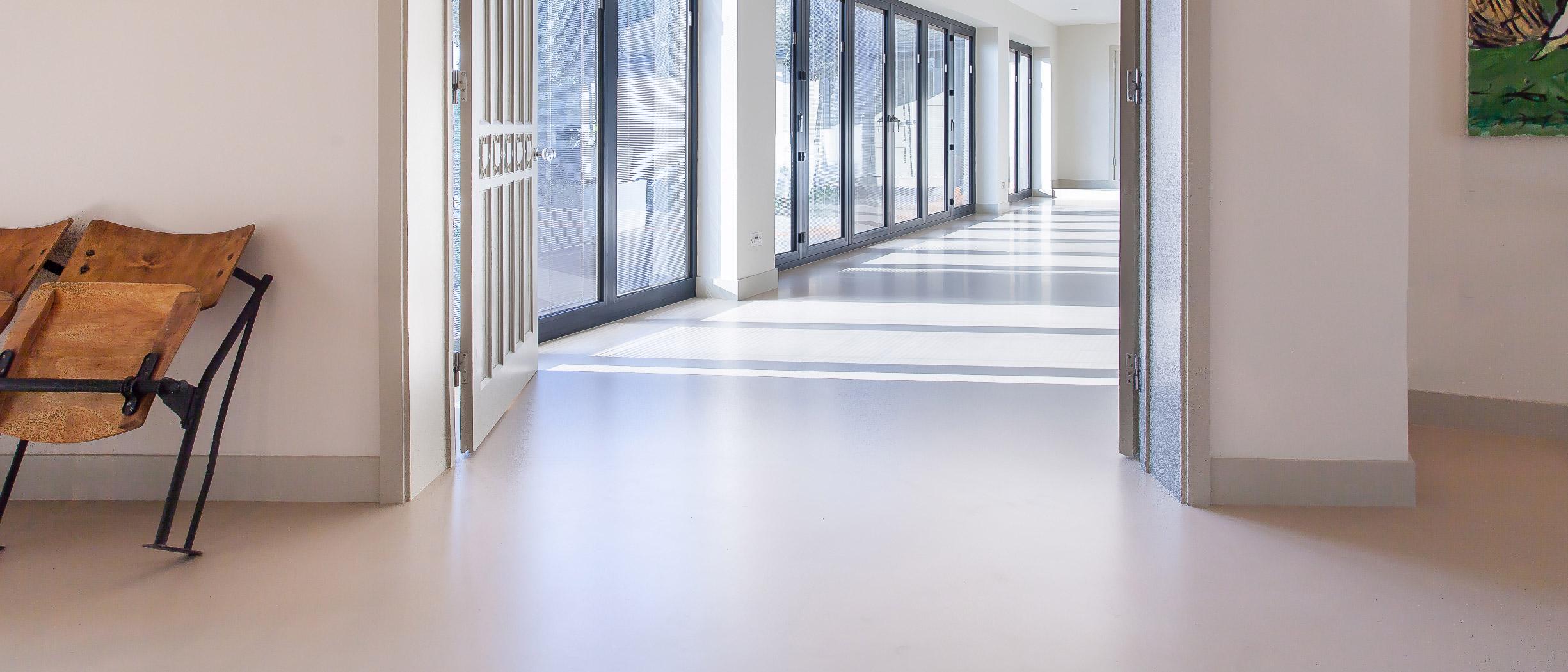 Seamless Resin Floors