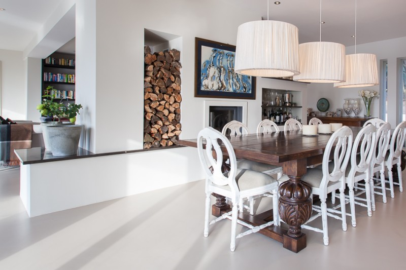 Resin floors in Sandstone by Sphere8