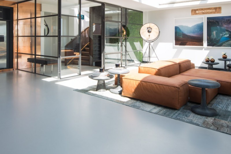 Sustainable And Ecologically Friendly Resin Crucially The Poured Flooring