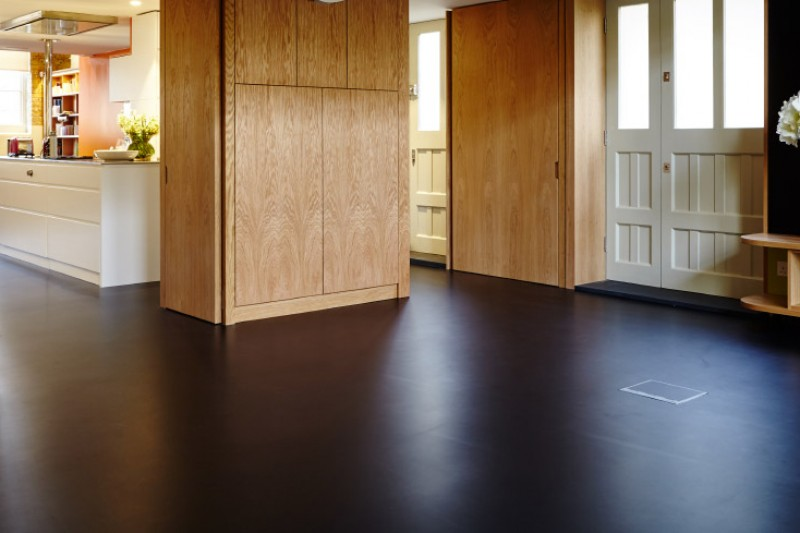 Naturally Durable And Comfortable The Benefits Of Poured Resin Floors