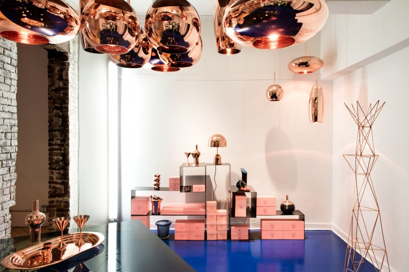 Sphere8 at Tom Dixon NYC