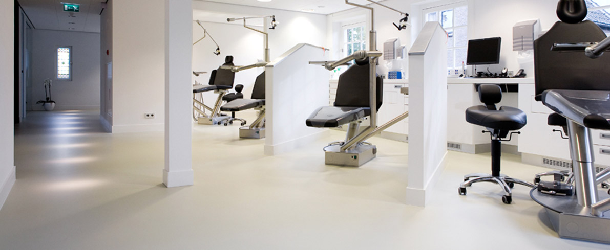 Healthcare Resin Flooring