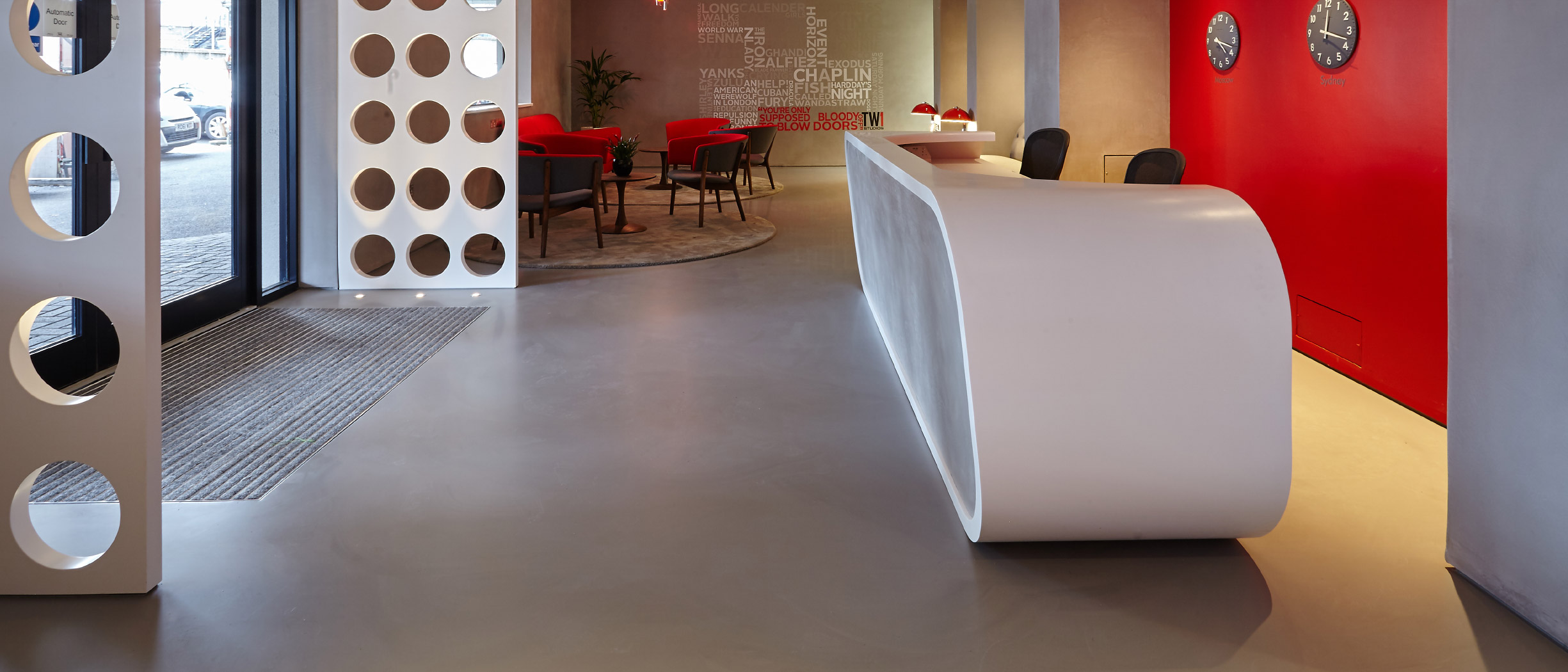 Resin flooring by sphere8 solutioingenieria Image collections