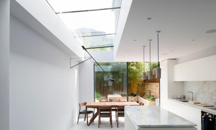 Pebble terrazzo resin floors by Sphere8